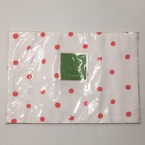 KATE SPADE Kitchen Placemats 4 Pieces - NWT